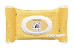 Burts Bees Baby Chlorine-Free Wipes, 72 Count